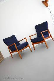 mid century armchairs x 2 gerald easden for module 1970s retro