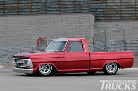 1968 Ford F-100 - Passing The Torch - Hot Rod Network F 68 Ford Trucks Ideal Crewcab Truck Enthusiasts Forums Ford Unique Slammed In The Weeds At Sema 2013 1967 F100 Project Speed Bump Part 2 Fast N Loud Before And After Photos Discovery Glamorous 1968 Custom Cab 250 4x4 Pickup Buyers Guide Youtube Lances Last Ride In His Truck Love Laugh Veggies Pinterest Trucks Cars Sale With Test Drive Driving Sounds Walk Paint Chips