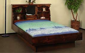 Waterbed Headboards King Size by Dakota Pine Waterbed Furniture