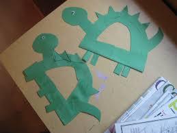 Insider Dinosaur Craft For Preschoolers Father S Day Daddy O Saurus Preschool Education