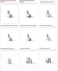 ikea henriksdal chair cover dimensions ikea dining chair slipcovers now available at comfort works