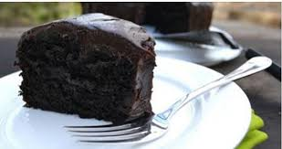 Avocado Chocolate Cake Without Eggs and Butter