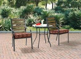 Mainstays Patio Furniture Manufacturer by Outside Folding Dining Set Garden Deck Patio Furniture Red Chairs