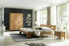 schlafzimmer sets mit nachttischen aus massivholz günstig
