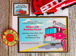 Fireman Party Ideas | Toddler Party Ideas At Birthday In A Box
