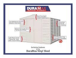 Vinyl Storage Sheds Menards by Menards Vinyl Storage Sheds Storage Decorations