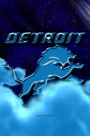 Wallpapers By Wicked Shadows Detroit Lions The Clouds wallpaper