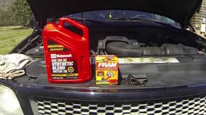 How To Change Engine Oil 97-03 F150 5.4L Triton V8 - YouTube 01995 Toyota 4runner Oil Change 30l V6 1990 1991 1992 Townace Sr40 Oil Filter Air Filter And Plug Change How To Reset The Life On A Chevy Gmc Truck Youtube Car Or Truck Engine All Steps For Beginners Do You Really Need Your Every 3000 Miles News To Pssure Sensor Truckcar Forum Chevrolet Silverado 2007present With No Mess Often Gear Should Be Changed 2001 Ford Explorer Sport 4 0l Do An 2016 Colorado Fuel Nissan Navara D22 Zd30 Turbo Diesel
