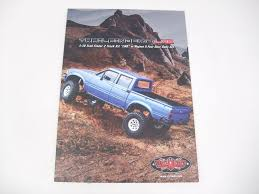 RC4WD Trail Finder 2 Truck Kit Mojave II Four Door Body Set Manual ...
