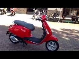 Nuova Vespa 50 125 150 Primavera 2014 Sound New Piaggio Test Panoramica 360 Strumentazione
