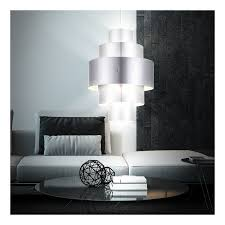 led 7 watt hänge leuchte pendel leuchte beleuchtung le aluminium im set inkl led leuchtmittel