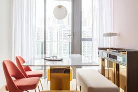 100 Small Apartments Interior Design Apartment Is Full Of Instagrammable Design Trends Curbed
