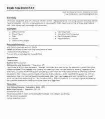 Cover Letter For Busser Resume Example Us
