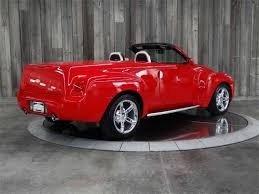 100 Ssr Truck For Sale 2004 Chevrolet SSR For ClassicCarscom CC1031403