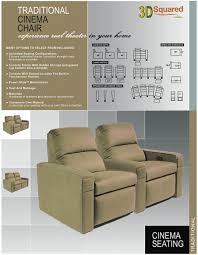 Living Room Theaters Boca Raton Florida by High Quality Chairs For Your Home Theater And Media Room