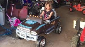 100 Kid Trax Fire Truck Parts Ram 3500 Kids Trax Motor Upgrade And Battery Too 24v YouTube