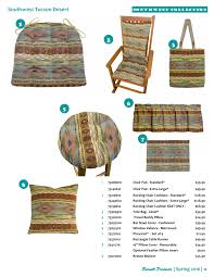 Southwest Collection Pages 1 - 5 - Text Version | AnyFlip Child Rocking Chair Cushions Hayden Lavender Made In Usa Machine Washable New Savings On Gulls Point Cushion Set Latex Cheap Sale Find Morning Dew Yellow Plaid Pin Rose Grey Pads Grey Kitchen Ding Chair Pads Set Of 2 Special Prices Barnett Home Decor Coastal Inoutdoor Fniture Red Tufted Jumbo Sets For Wilderness Summit Garnet Ding Ties Foam Fill Rustic Cotton Duck Hand Crafted Comb Back Windsor By Luke A