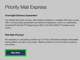 How To Ship USPS Priority Mail YouTube