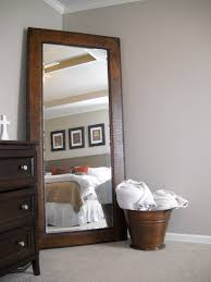 Dresser Mirror Mounting Hardware by Bedroom Decorative Leaner Mirror For Home Furniture Ideas
