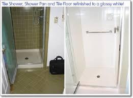 reglaze shower tile bathroom design ideas bathroom