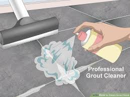 3 ways to clean grout haze wikihow
