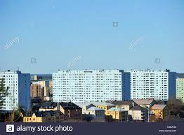 100 Apartments In Gothenburg Sweden High Rise Buildings Against Clear Sky With Apartments In