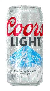New Coors Light 40s ing