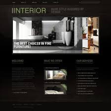 100 Interior Architecture Websites Design Website Template 25162
