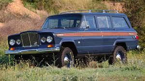 100 Icon Trucks This Kaiser Wagoneer By 4x4 Is Nostalgia On Wheels