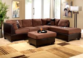 Brown Couch Living Room Design by Living Room Furniture Stores With Many Various Leather Sofa Sets