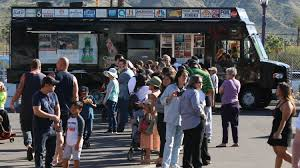 100 Shark Tank Food Truck MashUp Brings More Than 6000 People To Palm Springs Area