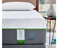 tempur flex supreme breeze mattress mattress discounters