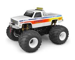 100 Stomper Toy Trucks JConcepts 1982 GMC K2500 Traxxas Stampede Body Clear JCO0381