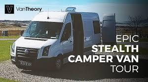Our VW Campervan Conversion Tour