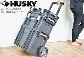 100 Husky Tool Box Truck 22 Inch HUSKY Connect Rolling System Review