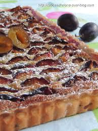 dessert aux quetsches recette tarte aux quetsches et a la pistache les délices d hélène