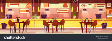 Vector Horizontal Illustration With Cafe. Cartoon Cozy ... Used Table And Chairs For Restaurant Use Crazymbaclub A Natural Use Of Orangepersimmon Drewlacy Orange Abstract Interior Cafe Image Photo Free Trial Bigstock Modern Fast Food Fniture Sets Chinese Tables Buy Fniturefast Fast Food Counter Military Water Canteen Tables And Chairs View Slang Product Details From Guadong Co Ltd Chair In Empty Restaurant Coffee How To Start Terracotta Impression Dessert Tea The Area Editorial Stock Edit At China 4 Seats Ding For Kfc Starbucks