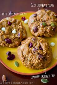 Libbys Pumpkin Orange Cookies by Favorite Pumpkin Oatmeal Cookies Sallys Baking Addiction