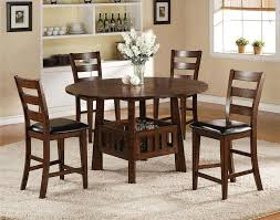 Bench For Counter Height Table by Dining Chairs 5 Piece Counter Height Dining Set With Bench Sets