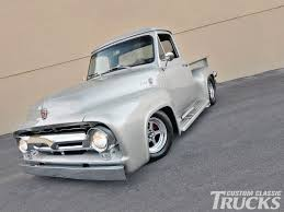 1954 Ford F-100 - Hot Rod Network 1954 F100 Old School New Way Cool Modified Mustangs Ford Burnyzz American Classic Horse Power Custom Truck 72015mchmt1954fordtruckthreequarterfront Hot Rod Resto Mod F68 Monterey 2014 For Sale Classiccarscom Cc1028227 Pickup Classic Pick Up Truck From Arizona See Abes Journal Network Truck Used Sale