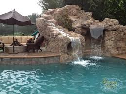 Rock Pool Slides For Inground Pools 8 Best New House Gonna Have A Images On