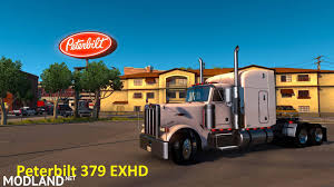 Peterbilt 379 Mod For American Truck Simulator, ATS Peterbilt 379 Exhd Truck Update V100 Ats Mod American Truck Peterbilt V 26 Mod For Simulator 1997 Semi Truck Item Bj9820 Sold February Image 379peterbilttrucksforsale5jpg Community Central Semi Fancing Review From John In Plant City Fl Stock Photos Images Alamy Trucks 07 Blackedout Cat Powered Many Custom Slammed Crazy Pinterest Show Of Cool Custom Danny Acunas 2007 Legacy Class Edition Club Forum Trucking Trucks Striping For Spares Junk Mail
