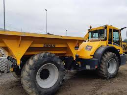 Bergmann 3012 *UTHYRES / FOR RENT* - Articulated Dump Trucks (ADTs ...