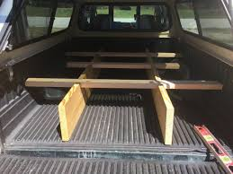 100 Truck Bed Door 1st Gen Bed Platform Build Tacoma World