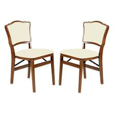 Product Image For Stakmore French Padded Back Wood Folding ... Wood Folding Chairs With Padded Seat White Wooden Are Very Comfortable And Premium 2 Thick Vinyl Chair By National Public Seating 3200 Series Padded Folding Chairs Vintage Timber Trestle Tables Natural With Ivory Resin Shaker Ladder Back Hardwood Chair Fruitwood Contoured Hercules Wedding Ceremony Buy Seatused Chairsseat Cushions Cosco 4pack Black Walmartcom
