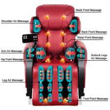 Massage Chair Amazon Uk by Focrelaxer Electric Zero Gravity Full Body Shiatsu Best Massage