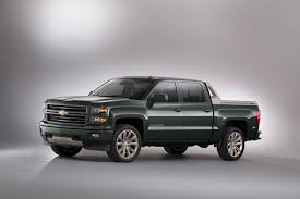 Chevy Silverado High Desert Concept: SEMA 2014 | GM Authority