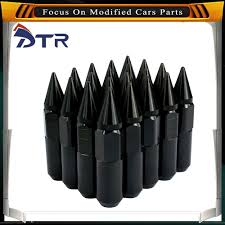 Pro Comp Truck Dually Spike Spiked Lug Nuts/ 9 16 Aftermarket ... 24 Black Spline Truck Lug Nuts 14x20 Ford Navigator F150 Tightening Lug Nuts On Truck Tyre Stock Editorial Photo Tire Shop Supplies Tools Wheel Adapters Loose Nut Indicator Wikipedia Lug A New Stock Photo Image Of Finish 1574046 Lovely Diesel Trucks That Are Lifted 7th And Pattison Filetruck In Mirror With Spike Extended Nutsjpg Wheels Truck And Bus Wheel Nut Indicators Zafety Lock Australia 20v Two Chevy Lugnuts Lugs Nuts 4x4 2500 1500 Gmc The Only Ae86 At Sema That Towed It Tensema17