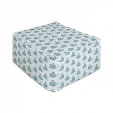 abakuhaus pouf unter tisch fußhocker für wohnzimmer büro ottomane mit abdeckung wale glückliche schwimmen baby säugetier kaufen otto