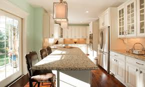 Long Narrow Kitchen Ideas by The Functional Solutions For Long Narrow Kitchen Rectangular